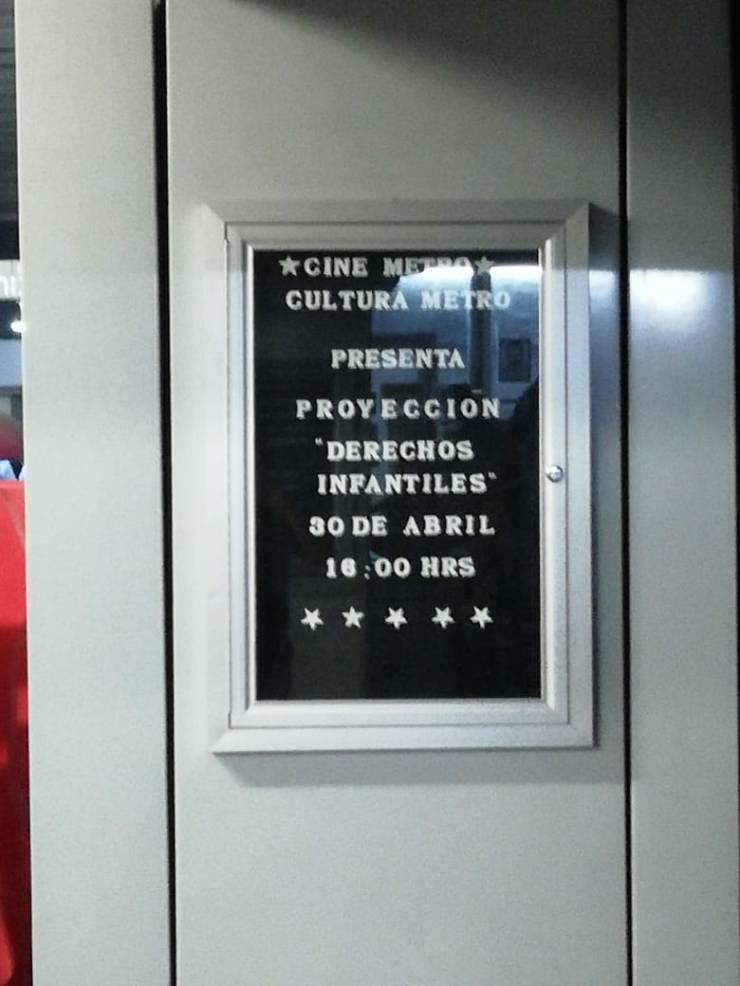 Proyeccion metro